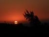 bloody red (Rasande Tyskar) Tags: lapared fuerteventura islascanarias canaryislands canaries kanaren kanarischeinseln sunset sonnenuntergang sonne tief