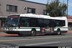 9372 (northwest85) Tags: bc transit jn 0309 9372 cummins isl nova bus lfs 11 tillicum mall douglas street victoria british columbia canada jn0309