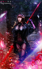 Scáthach - Fate/Grand Order - フェイト/グランドオーダー Cosplay (Amy Hu Photography) Tags: fate fategrandorder grand order grandorder fgo fgocosplay fatecosplay fategrandordercosplay scáthach フェイトグランドオーダー scáthachcosplay cosplay photo portrait photography cosplayer coser cosplayphoto cosplayphotography art artist fanart fgoart amy hu magic fantasy legend kawaii kawaiigirl anime manga game player servant