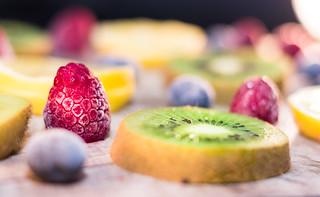 Frozen Fruits - Raspberry Edition