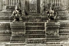 Siem Reap K - Banteay Srei Tempel 14 (Daniel Mennerich) Tags: siemreap cambodia khmer angkor