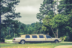 Limo (Lee Edwin Coursey) Tags: 2018 limousine usa ruralamerica southexplore southern car july outdoor sonyrx10 rural south georgia old run down rundown oldcar trashy