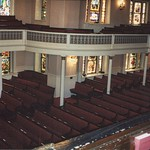 Washington  DC - St. John's Episcopal Church, Lafayette Square - Interior - Church of The United States President thumbnail