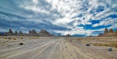 Road to the Pinnacles (Joe Marcone (3.1 Million+ Views)) Tags: tronapinnacles desert california clouds nikon nikond3200 1001nights 1001nightsmagiccity trona 1001nightsmagicwindow