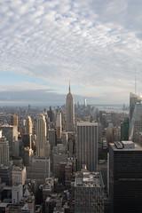Top of the rock (Adam_higgins30) Tags: newyork nyc empirestatebuilding city skyline view rock topoftherock rockefeller building nikon d500 sigma sigma1835 wide angle picture
