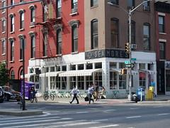 201807032 New York City Chelsea (taigatrommelchen) Tags: 20180728 usa ny newyork newyorkcity nyc manhattan chelsea urban city building restaurant street