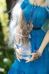 summer garden fairy (Suliveyn) Tags: bjd doll soom coquina
