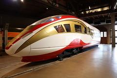 Siemans Velaro High Speed Rail (Ray Cunningham) Tags: siemans velaro high speed rail railway museum california sacramento