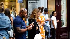Gay Pride Amsterdam 2018 (Kallu Medeiros) Tags: sony nex 5 nex5 gaypride 2018 gay pride amsterdam parada holland noordholland kallumedeiros people industar n61 5228 vintage candidphoto candid niceguy beautiful m39nex adapter l39nex man blackman women streetphotography damsquare 52mm28 manualfocuslens