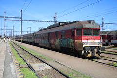 460.040 @ Kosice - Slovakia (uksean13) Tags: 460040 slovakia kosice train transport railway rail canon 760d efs1855mmf3556