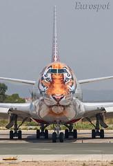 EI-XLD Boeing 747 Rossiya (@Eurospot) Tags: eixld boeing 747 747400 rossiya bcn barcelone sdm lebl
