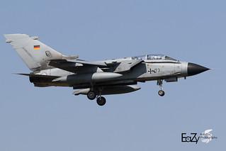 44+73 German Air Force (Luftwaffe) Panavia Tornado IDS