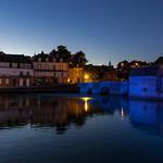 Crépuscule sur le port de Saint Goustan (1) - EXPLORE thumbnail