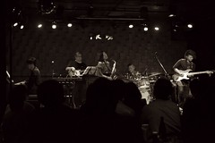(chikache) Tags: japan aichi nagoya imaike tokuozo music gigs livemusic stancetongue funk guitar bass drum sax piano key 石垣篤友 中村友美 小金坂栄造 高畠宏明 片桐伸和 nikon d5300