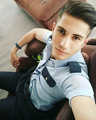 #turkish #police #cops #policeman #polis #officer #boots #bulge #sexy man #meninuniforms #uniforms (guys N uniforms) Tags: boots officer bulge meninuniforms police uniforms sexy polis policeman turkish cops