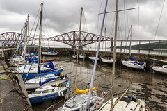 Low Tide (Flapweb) Tags: queensferry scotland queens ferry