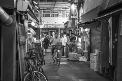 HI (ajpscs) Tags: ©ajpscs ajpscs japan nippon 日本 japanese 東京 tokyo city people ニコン nikon d750 tokyostreetphotography streetphotography street seasonchange summer natsu なつ 夏 2018 shitamachi night nightshot tokyonight nightphotography citylights tokyoinsomnia nightview lights hikari 光 dayfadesandnightcomesalive alley strangers urbannight attheendoftheday urban othersideoftokyo walksoflife urbanalley tokyoscene anotherday monochromatic grayscale monokuro blackwhite blkwht bw blancoynegro blackandwhite monochrome streetoftokyo sidewalk hi hello