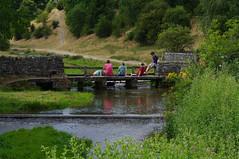 River Bradford, Youlgrave (Blue Sky Pix) Tags: river bradford youlgrave peak district national park derbyshire england hothothot pentax