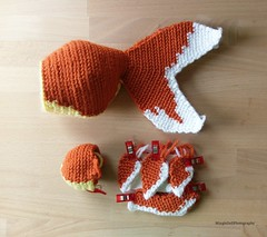 IMG_20180726_093801_109 (Mingle Doll 鳴娃娃) Tags: crochet crochetamigurumi crochetfish crochetgoldfish