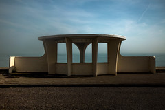 Shelter....Deal (stocks photography.) Tags: michaelmarsh deal photography seaside coast coastal kent shelter downonthebeach photographer