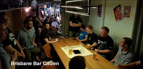 Brisbane Bar Citizen Nov 20, 2017
