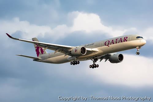 Qatar Airways, A7-ANA