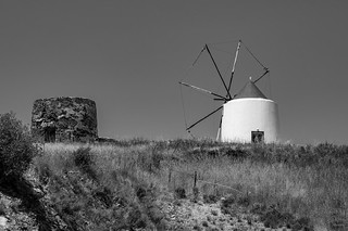 Don Quijote's windmill