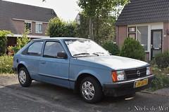 1983 Opel Kadett 1.3 (NielsdeWit) Tags: nielsdewit opel kadett d 13 13n hatchback jh36tx maarsbergen