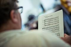 Warsztaty Muzyki Niezwykłej 2017 - praca wgrupach