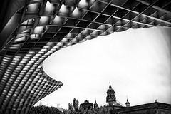 MetropolParasol / Sevilla (jo.misere) Tags: metropolparasol sevilla mayer architect spanje spain bw zw