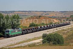 Sarracín (Mariano Alvaro) Tags: bitrac 601 008 tramesa comsa sarracin directo burgos aranda ferrocarril