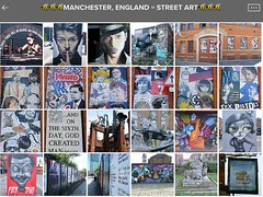 Manchester street art collection, please see my album for hundreds more, thanks 🐝🐝 (rossendale2016) Tags: ogden hilda servant civil naked best george sportsmen football united bell colon antonia eric house public return rovers centre city picture clever suicide court prosecuted homosexual gay turing alan tiles wall palace afflecks wilson tony monday's happy running long series television itv coronation excellent musician dancer guitarist prince american singer pop rain purple bowie david impressive glued attached poster end gable fabulous walls artistic artist iconic icon quarter northern colourful colour art street manchester
