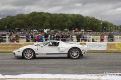 Ford GT 2nd (AllmarkPhotography) Tags: aston martin ferrari carfest 2018 bolesworth cheshire country open wheel track chris evans classic cars vintage sports exotic