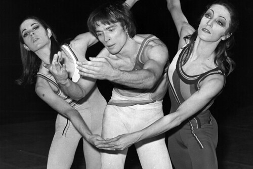 Remembering former Royal Ballet dancer Diana Vere 1942-2018