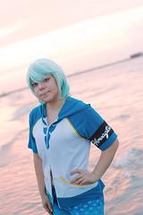 ToZ summer (Laurelin Aureo) Tags: edna mikleo zaveid cosplay swimsuit tales talesof zestiria talesofzestiria