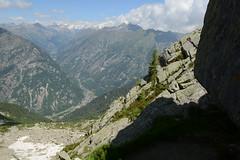 Monterosa, Juli 2018 (dscheronimo) Tags: monterosa alpen gletscher gebirge berge mountains glaciers landschaft natur italien italy aosta aostatal valdelys