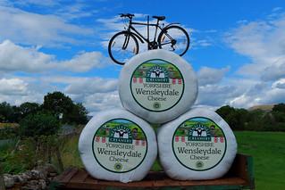 Ohhh Gromit lad Wensleydale (Explored)