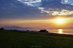 Lever de soleil Suisse (David Bertholle) Tags: neuchatel lake lac sunrise nature morning aube golden hour switzerland suisse d7200 ngc hdr