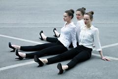 Kraken (j.raikowski) Tags: street lines model girls style fashion art athmosphere canon highheels urban