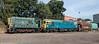 D4100 shunting 33108 in Kidderminster Yard 11.08.2018 (Wolfie2man) Tags: crompton dieselshunter dickhardy 09012 class09 d4100 33108 kidderminstersvr severnvalleyrailway class33