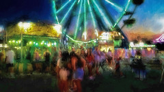 Carnival of Souls (migueldeozarko) Tags: painterly carnival