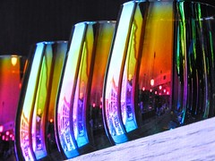 Through Rose Colored Glass (clarkcg photography) Tags: glass glasses color rainbow colors saturated saturatedsaturday