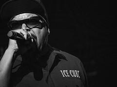 Right in your face, Cube (adamlucienroy) Tags: hiphop rap rapper singer icecube cube edmonton yeg yegdt livemusic outdoors festivalperformer panasonic lumix telephoto bokeh lumixg9 g9 kdays