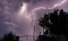Orage #6 (Arnaud_S) Tags: orage thunder storm clouds nuages foudre éclair bolt nikon nature sky ciel