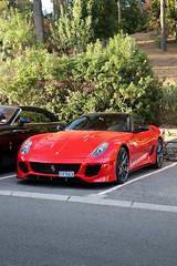 Ferrari 599 GTB (frenchcars31) Tags: ferrari fefe 599gtb 599 hypercars supercars carphotography byblos sttropez freewallpaper