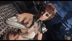 Fallout_4.Francine_new_beginning(283) (FRANCESC84Inn) Tags: female fallout4 fallout character game rpg emb screenshot scifi pcgame pc pics mod modded