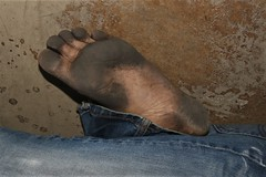 dirty city feet 597 (dirtyfeet6811) Tags: feet foot sole barefoot dirtyfoot dirtyfeet dirtysole blacksole cityfeet