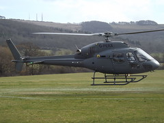 G-PERX Airbus Ecureuil Helicopter AS-355NP (Heligroup Operations Ltd) (Aircaft @ Gloucestershire Airport By James) Tags: cheltenham helipad gperx airbus ecureuil helicopter as355np heligroup operations ltd egbc james lloyds