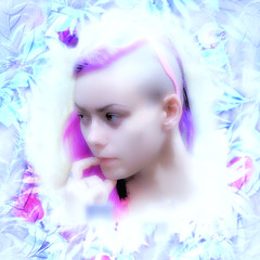 Portrait of a nice girl - Retrato de una guapa chica (COLINA PACO) Tags: portrait retrato ritratto femme girl chica ragazza photoshop photomanipulation fotomanipulación fotomontaje franciscocolina