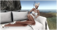 ** LOOK 162 ** (Mysterieuse Lady) Tags: salt bishes inc maera mules fetish maitreya